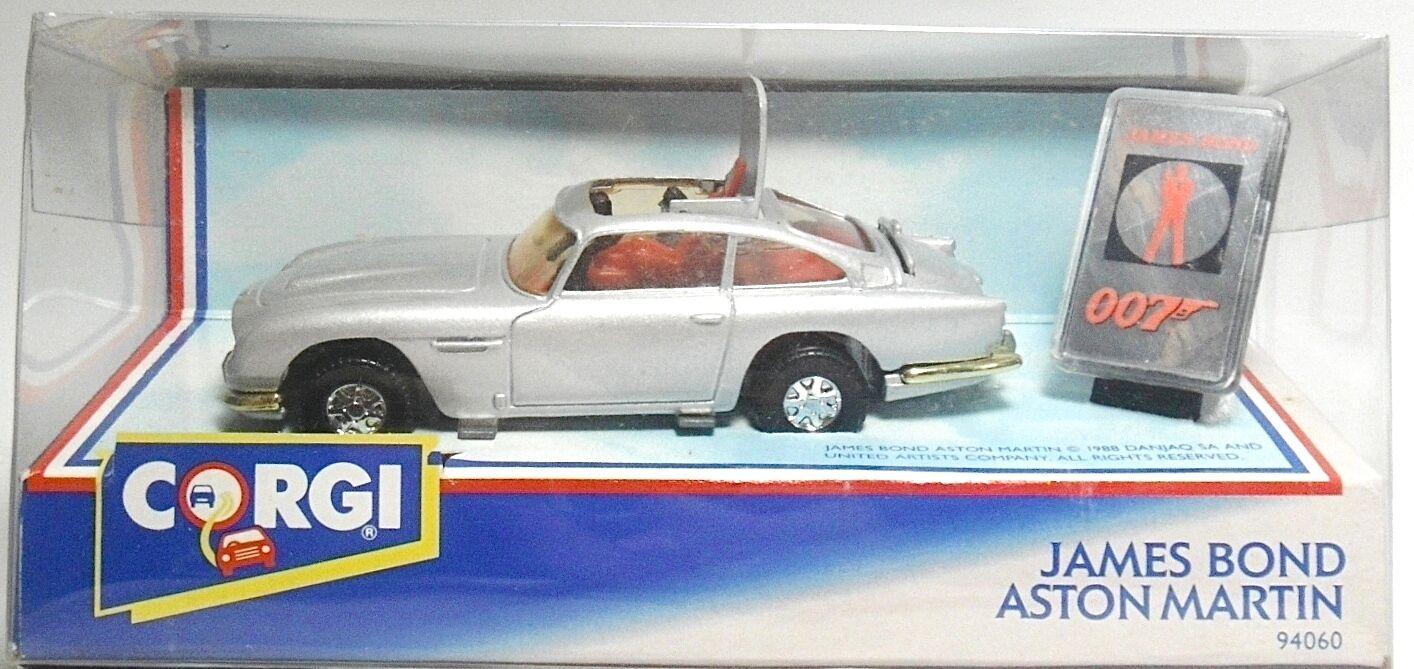 James bond 007 aston martin db5 corgi - sammler.