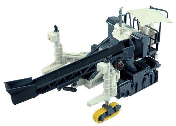 NZG 1 50 SCALE WIRTGEN SP15 SLIPFORM PAVER MODEL   BN   807