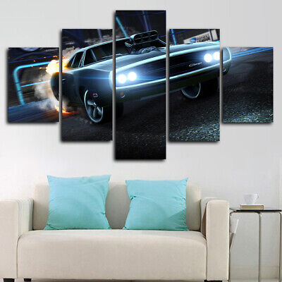 """DODGE CHARGER BURNOUT NEW GIANT LARGE ART PRINT POSTER PICTURE WALL 33.1/""""x20.7/"""""""