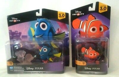 Disney Infinity 3.0 Finding Dory Play Set w// Nemo bundle lot  NEW