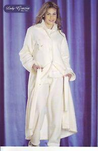 79a4bb7f470b Dell immagine Corso Coord Caldo Camera Invernale Caricamento Donna  Vestaglia Pigiama Da In FqdKtwE