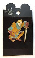 RARE Disney Pin Badge WDW - Hunchback Series (Phoebus) on original card