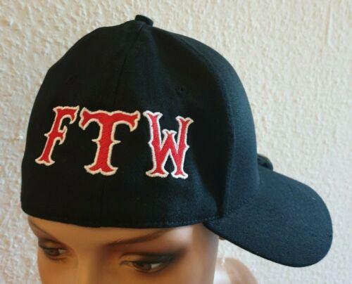 FlexCore Cap noir FTW brodé original 81 Support Biker Cap