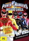 Power Rangers - Megaforce - End Game (DVD, 2014)