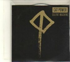 (DT441) Cat Power, Silent Machine - 2013 DJ CD