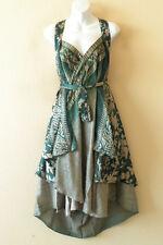 "M588 Kariza Style Boho Women Silk Magic 30"" Wrap Skirt Halter Tube Dress + DVD"