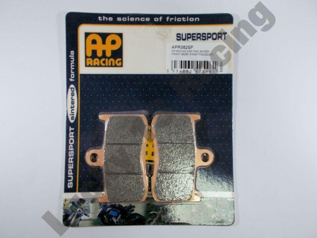 AP Racing sintered front brake pads Triumph Daytona Speed Street Triple Tiger