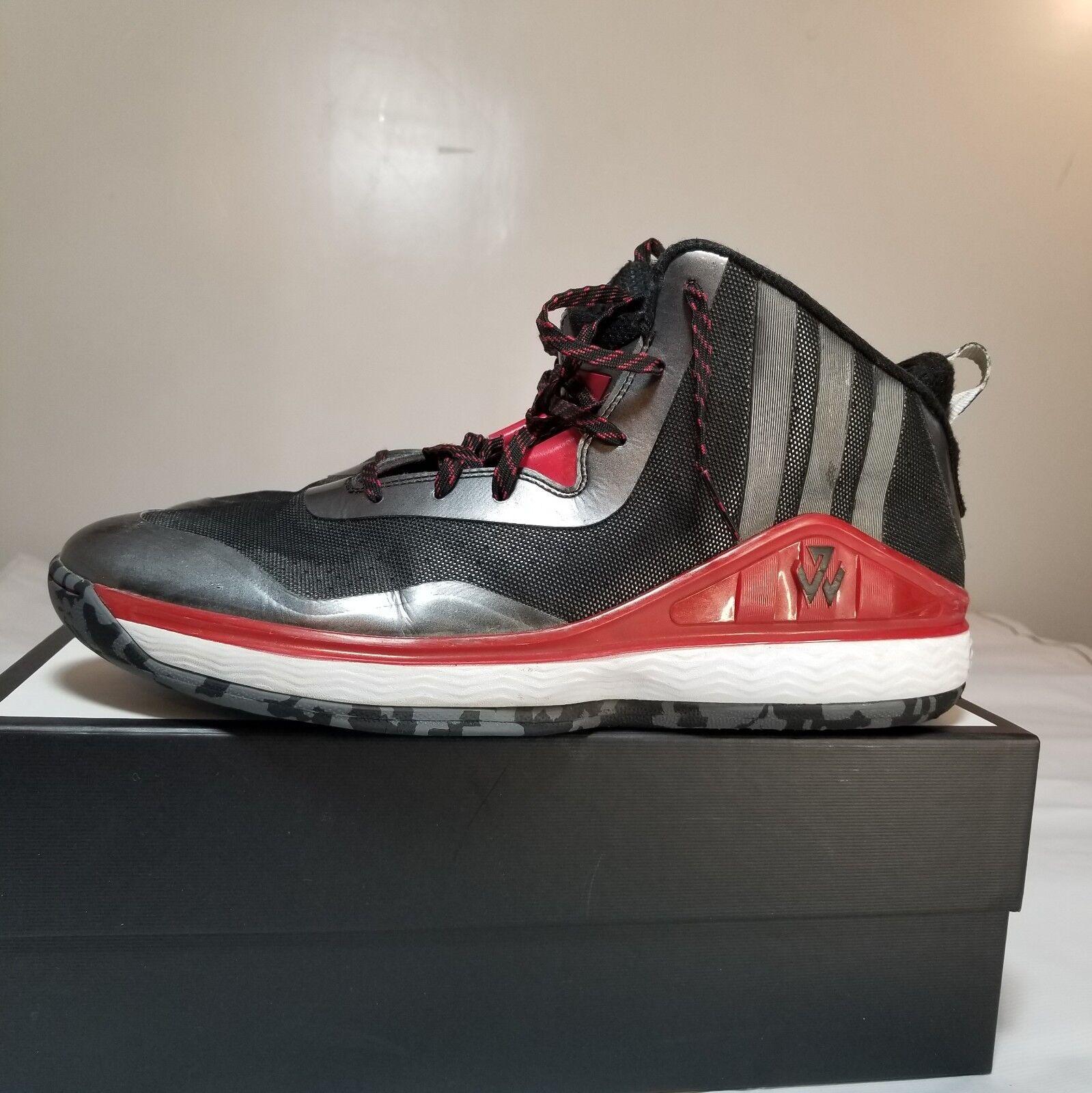 Adidas zapatos de de de baloncesto John Wall 1 temporada Adidas confortable despacho venta d705d4