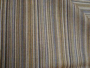 2-44-yds-English-Luxury-Wool-Linen-Silk-Fabric-7-oz-Suiting-88-034-Brown-Stripe-BTP
