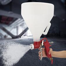 Air Hopper Spray Gun Paint Texture Tool Drywall Wall Painting Sprayer 3 Nozzles