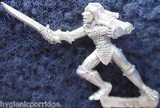 1989 Elfo mm81 él 4 Marauder elfos Ejército De Warhammer Citadel AD&D Fantasía De Metal
