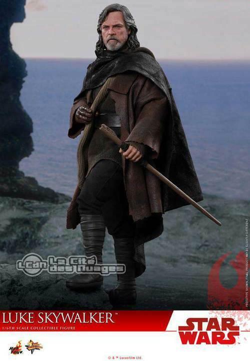 heta leksaker MMS457 stjärna War Episod VIII Den sista Jedi Luke Skypromänader 1  6 29cm