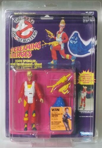 RGB1 80 S Lot de 10 jouet Bouclier étuis De Protection Kenner Real Ghostbusters