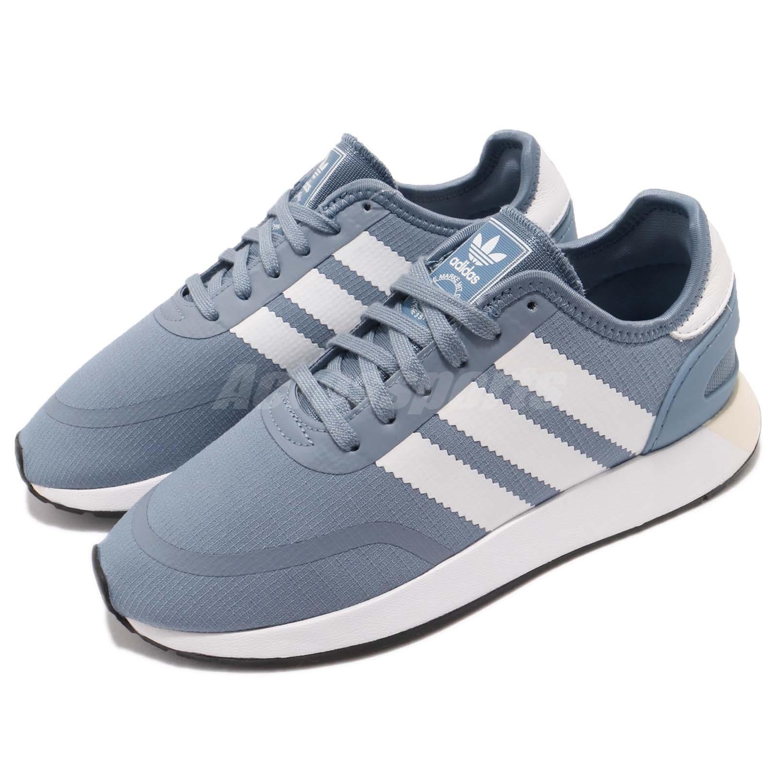 Adidas Originals N-5923 W Iniki Runner  Raw Grey White Women Running shoes B37983  best quality
