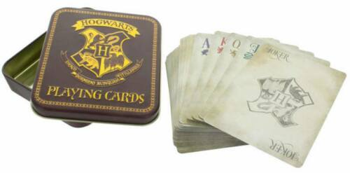 Set cards playing Harry potter Cards playing hogwarts playing card deck