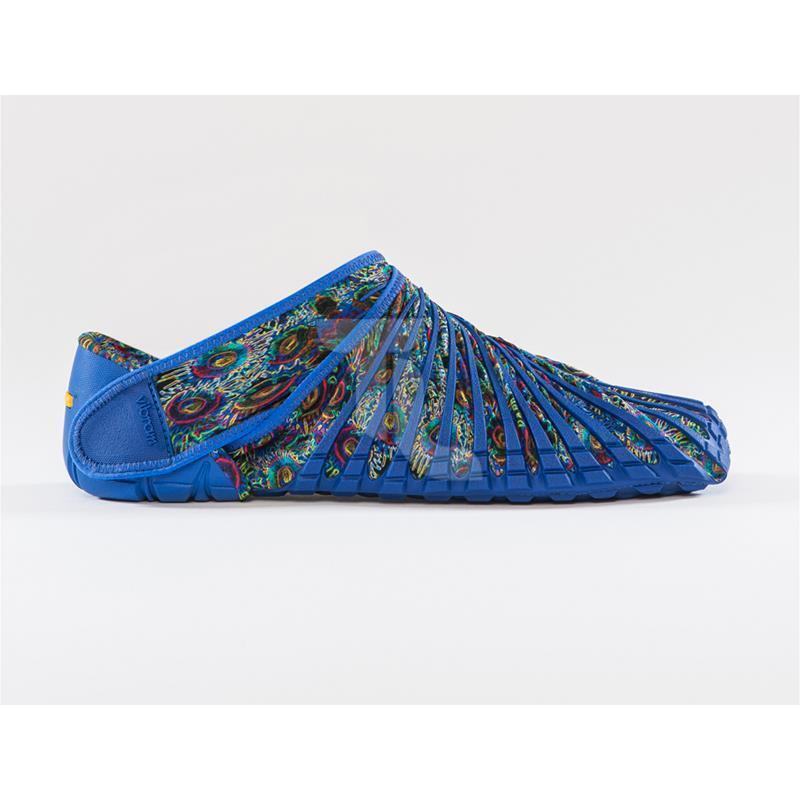 Vibram Furoshiki Schuh 16UAC Blau Flower  Laufschuh Laufschuh  NEU Herren Damen Pilates Yog 024856