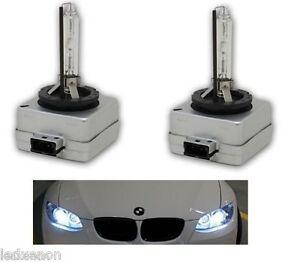 2 ampoule xenon en culot d3s 5000k eclairage ultra blanc pure white audi a5 s5 ebay. Black Bedroom Furniture Sets. Home Design Ideas
