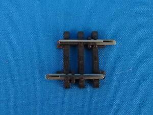 Marklin 2204 Small Straight Track 1/8 = 22,5 mm. K Track