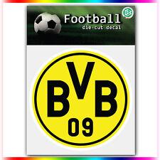 "Borussia Dortmund #1 UEFA Die Cut Vinyl Sticker Car Bumper Window 4""x4"""