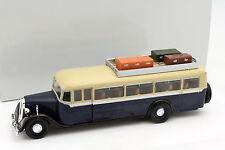 Citroen T45 Reisebus Baujahr 1934 dunkelblau 1:43 Altaya
