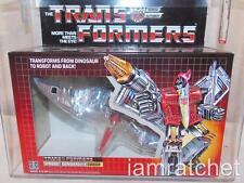 Transformers Original G1 AFA 90 Dinobot Swoop MISB 85/90/90
