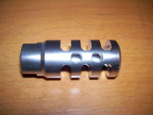 Details about fits  450 BUSHMASTER , 5/8x32 TPI STAINLESS Muzzle Brake w/  free crush washer