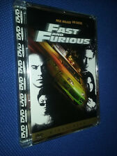 cofanetto+DVD  film Fast and Furious. Hot Edition (2001) OTTIMO Super Jewel