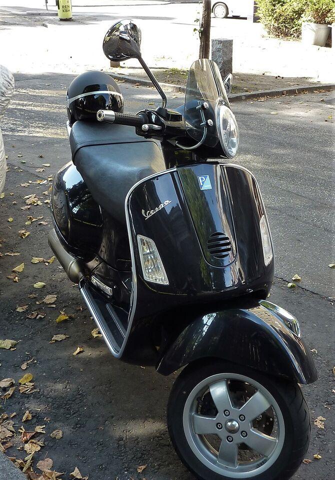 Vespa, GrandTurismo 200L , 198 ccm
