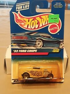 32 Ford Coupe 1999 Hot Wheels 1//64 diecast car No 1018