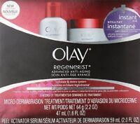 Olay Regenerist Exfoliate & Renew System Resurfacer, Microdermabrasion Treatment