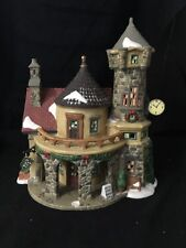 Heartland Valley Village Christmas DELUXE PORCELAIN LIGHTED HOUSE