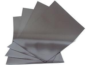 4 X A5 Magnétique Feuilles 0.5mm Épais Parfait pour Spellbinder Filière UhHxY4lw-07141809-149193064