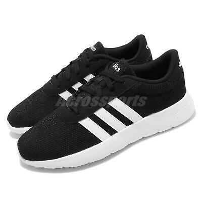 adidas Lite Racer Black White Neo Mens Running Shoes Lifestyle Sneakers EH1323 | eBay