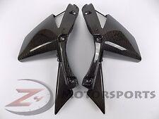 2010-2013 Kawasaki Z1000 Upper Side Turn Signal Panel Fairing 100% Carbon Fiber
