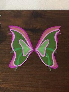 Winx Club wings SIRENIX MUSA doll wings DESCRIPTION Mattel WITTY Jakks