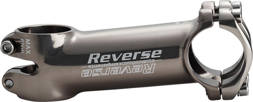 Reverse XC Vorbau 1 1 8 31.8mm 6° titan grau