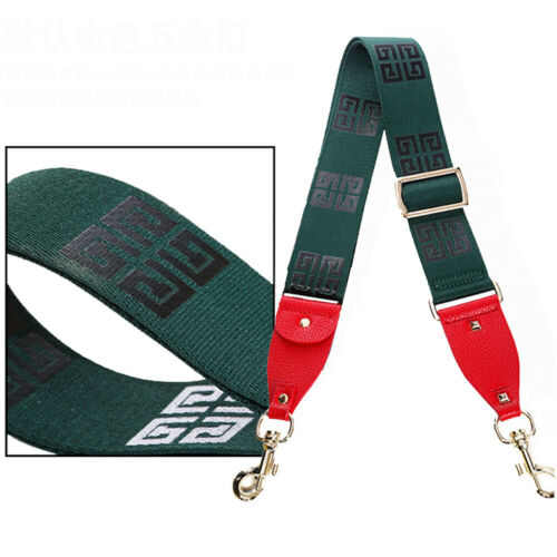Ethnic Adjustable Shoulder Bag Strap Replacement Crossbody Handbag Handle Belts