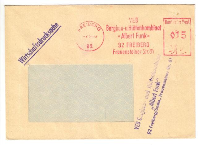 zwei AFS, VEB Bergbau- u. Hüttenkombinat Freiberg, Versionen, 1969 bzw 1973
