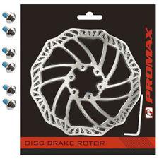 Disco Freno Bici Braking Wfix Batfly 180mm 6 Fori Bicicletta Mtb Strada 132gr