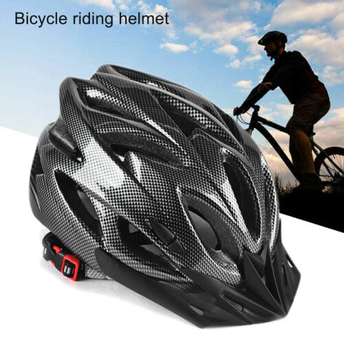 Road Mountain Bike Bicycle Cycling Sports MTB Safety Helmet Adjustable 56-63cm