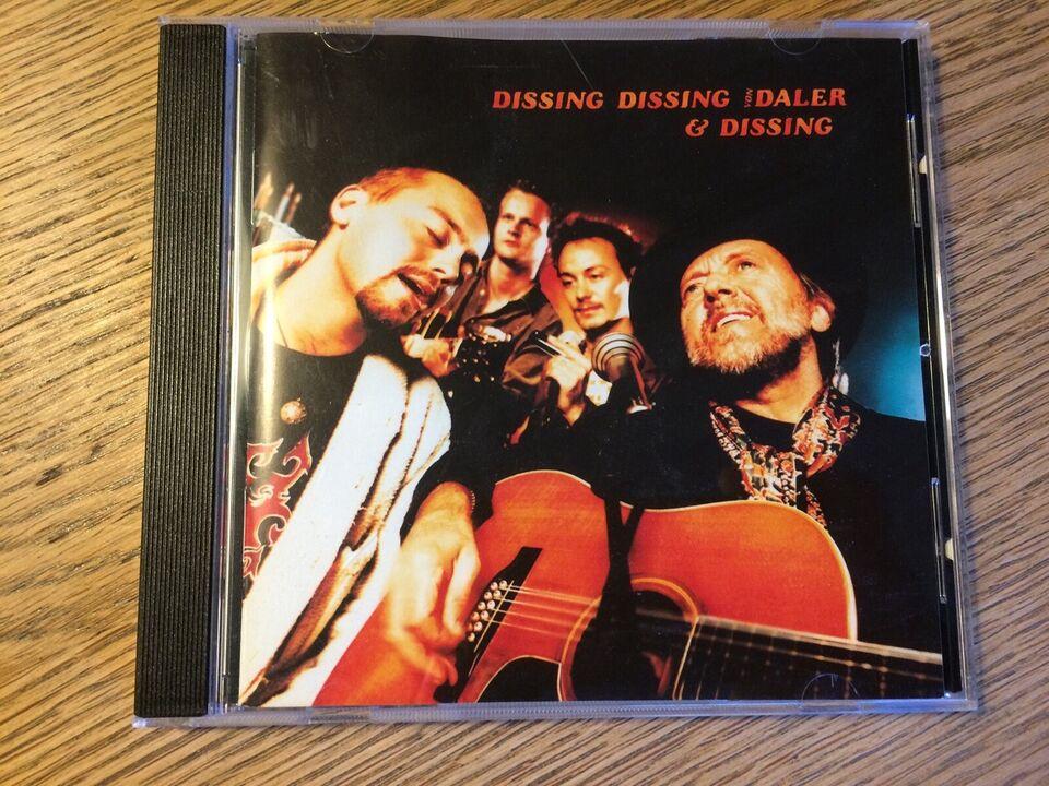 Povl Dissing: Dissing Dissing Von Daler & Dissing, pop