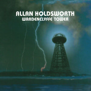 Wardenclyffe-Tower-Allan-Holdsworth-2018-CD-NEUF