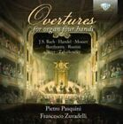 Overtures for Organ Four Hands (2014)