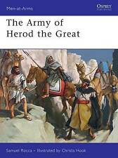 The Army of Herod the Great by Samuel Rocca (Paperback, 2009)