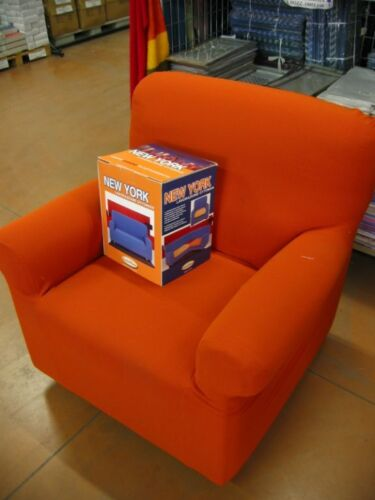 Throws NEW YORK 85//110 a place in 18 colours Pseudoelasticity cover armchair
