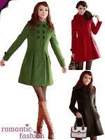 ♥Trendiger Mantel verschied.Farben+Größen zur Auswahl♥