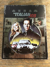 The Italian Job STEELBOOK Blu Ray nice!!