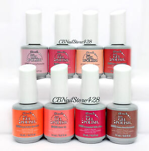Ibd Just Gel Polish Peach Palette Summer 2018 Collection Pick Any