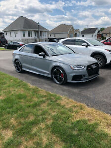 Audi RS3 2018 NARDO GREY