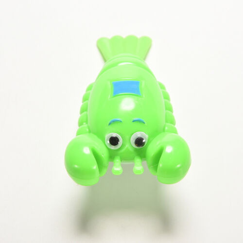 Wind-up Frog Swimming Pool Bath Time Animal Clockwork Floating Kid Baby Toy FO
